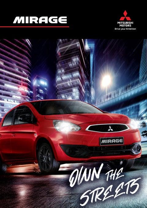 Download a Brochure | Mitsubishi Motors Philippines